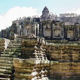 Angkor Thom – Baphuon Temple, Cambodia - Bucket List Ideas