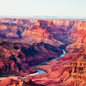 Hike in the Grand Canyon - Bucket List Ideas