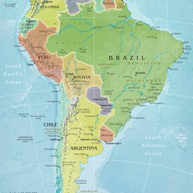 Travel around South America - Bucket List Ideas