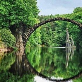 Visit Rhododendron Park in Kromlau, Germany - Bucket List Ideas