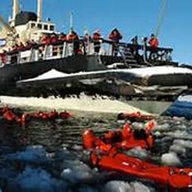 Cruise on an Ice Breaker - Bucket List Ideas