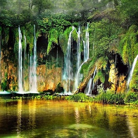 Visit Plitvice Lakes National Park, Croatia - Bucket List Ideas