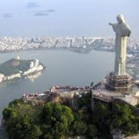 "See ""christ the redeemer"" statue in rio - Bucket List Ideas"