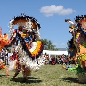 Attend the annual Harvest Festival & Pow Wow - Bucket List Ideas