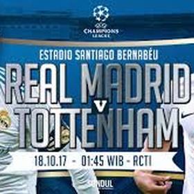 Real Madrid Vs. Tottenham - Bucket List Ideas