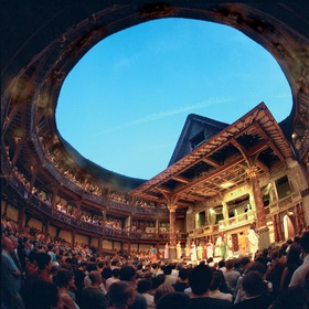 See a Shakespeare play at the Globe Theatre - Bucket List Ideas