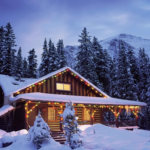 Have a white Christmas - Bucket List Ideas