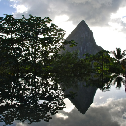 Go to the hotel chocolat in st lucia - Bucket List Ideas