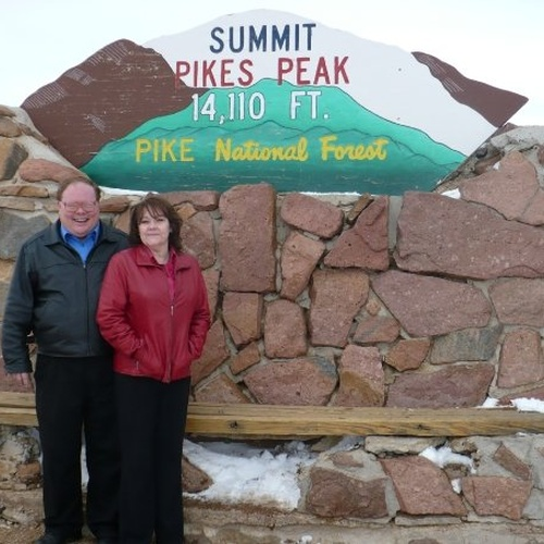 Go to the Top of Pike's Peak - Bucket List Ideas