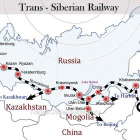 Trans-Siberian Train Journey - Bucket List Ideas