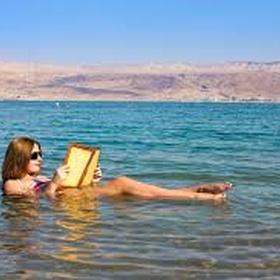 Float in the Dead Sea - Bucket List Ideas