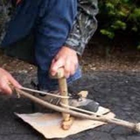 Learn basic survival skills - Bucket List Ideas