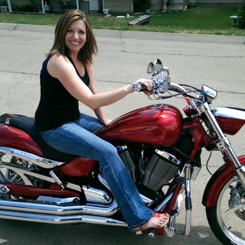 Ride on a motorcycle - Bucket List Ideas