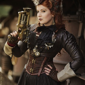 Go to a Steampunk Convention in Cosplay - Bucket List Ideas