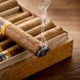 Smoke a fine cigar - Bucket List Ideas