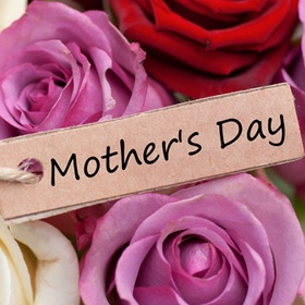 Giving a special gift for Mom on Mother's Day - Bucket List Ideas