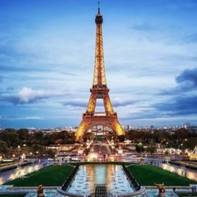 See the Eiffel Tower - Bucket List Ideas