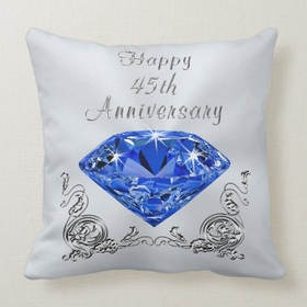 Celebrate Our Sapphire Anniversary - Bucket List Ideas