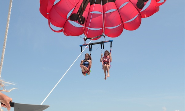 Parasailing - Bucket List Ideas