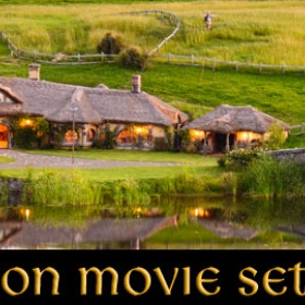 Visit Hobbiton in New Zealand - Bucket List Ideas