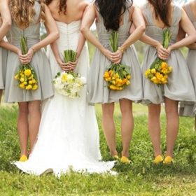 Be in a bridal party - Bucket List Ideas
