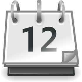 Maak zelf een kalender - Bucket List Ideas