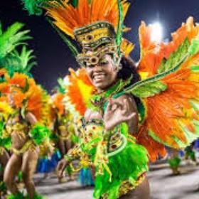 Attend Carnival in Rio - Bucket List Ideas