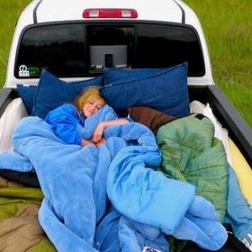 Stargaze In Back of Truck - Bucket List Ideas