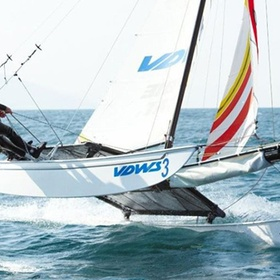 Learn to sail a catamaran - Bucket List Ideas