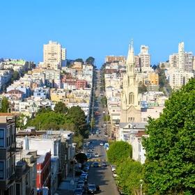 Live in San Francisco - Bucket List Ideas