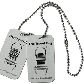 Find my first Trackable Travel Bug - Bucket List Ideas