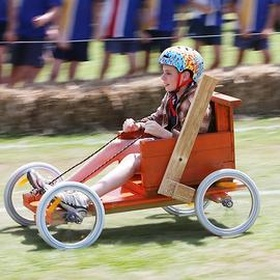 Enter a billy cart race - Bucket List Ideas