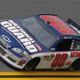 Go on a NASCAR 'Ride along' w/ Dale Jr - Bucket List Ideas