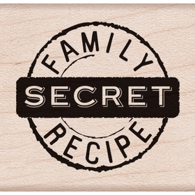 Create a Secret Family Recipe - Bucket List Ideas