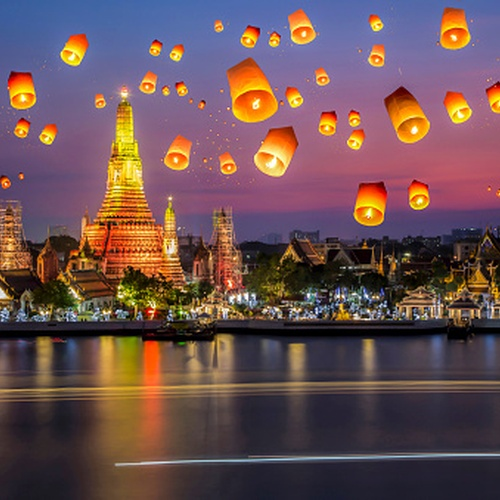 Experience Asia - Bucket List Ideas