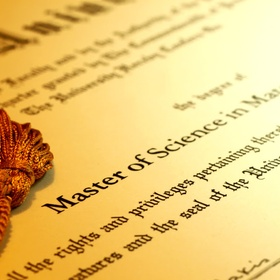 Earn my Masters degree - Bucket List Ideas