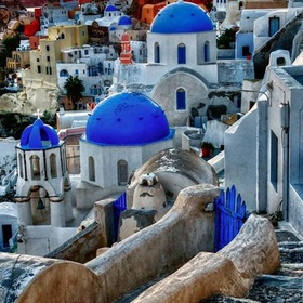 Visit Santorini Greece - Bucket List Ideas