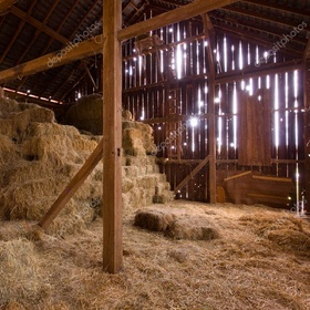 Sleep in a hayloft - Bucket List Ideas
