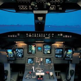 Fly a Jet Simulator - Bucket List Ideas