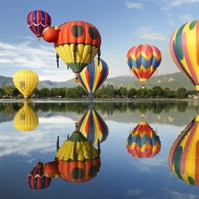 Attend The Albuquerque International Balloon Fiesta - Bucket List Ideas
