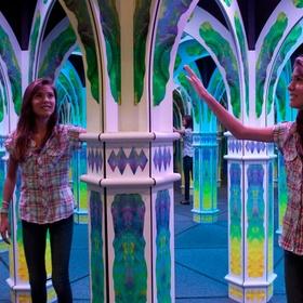 Walk through Magowan's Infinite Mirror Maze - Bucket List Ideas