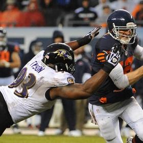 Bears vS. Ravens live - Bucket List Ideas