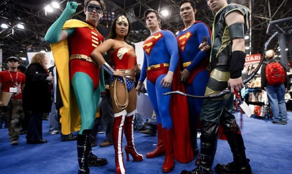Go to Comic Con - Bucket List Ideas