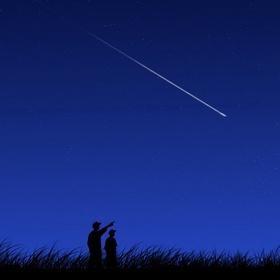 Wish on a shooting star - Bucket List Ideas