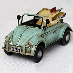 Having a collection of old toy cars - Bucket List Ideas