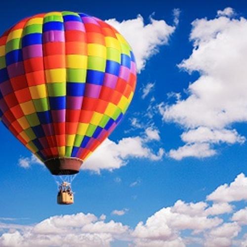 Hot air balloon ride - Bucket List Ideas