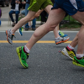 Walk a Marathon for a Good Cause - Bucket List Ideas