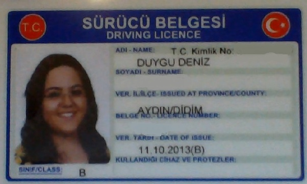Get Your Driver's License - Bucket List Ideas