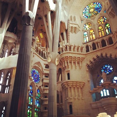 Visit Barcelona - Bucket List Ideas
