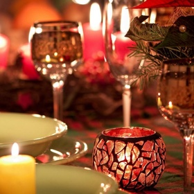 Have dinner by candlelight - Bucket List Ideas